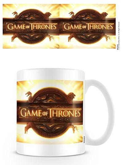Šolja - Game of Thrones, Opening Logo