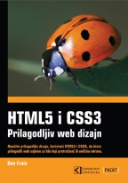 HTML5 i CSS3 - prilagodljiv web dizajn