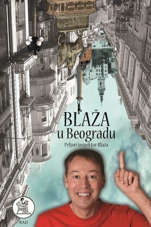Blaža u Beogradu