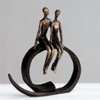 Bronzana skulptura - Bliskost
