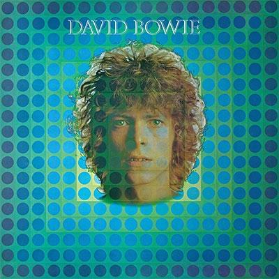 David Bowie (Aka Space Oddity) 2015 Remastered Version (Vinyl)