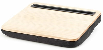 iPad Lap Desk - Wood