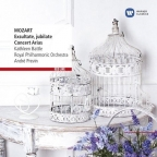 Mozart: Exsultate Jubilate & Arias