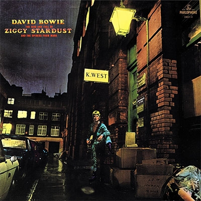 THE RISE AND FALL OF ZIGGY STARDUST… (2012 REMASTERED) (VINYL)