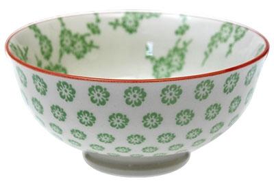 Japanska činija - Green Blossom