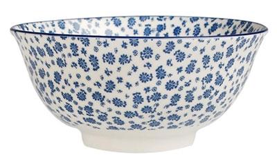 Japanska činija velika - Blue Daisy