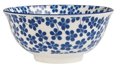 Japanska činija velika - Blue Nigella