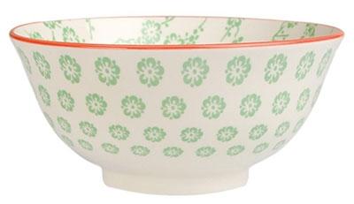 Japanska činija velika - Green Blossom