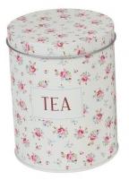 Metalna kutija za čaj - La Petite Rose