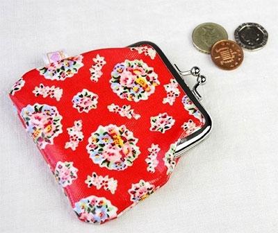 Novčanik za novčiće - Red Bouquet