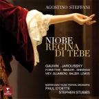 Steffani: Niobe, Regina Di Tebe (Box Set)