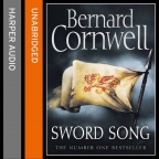 SWORD SONG (THE LAST KINGDOM SERIES, BOOK 4) - AUDIO CD