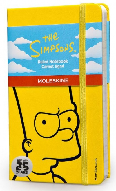 Agenda The Simpsons - linije