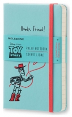 Agenda Toy Story - linije