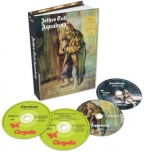 AQUALUNG 40TH ANNIVERSARY ADAPTED 2CD+2DVD