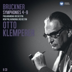 Bruckner: Symphonies 4-9