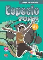 Espacio joven A1, španski jezik, udžbenik za 5. razred osnovne škole
