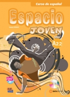 Espacio joven A2.2, španski jezik, udžbenik za 7. I 8. razred osnovne škole