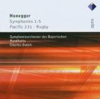 Honegger: Symphonies Nos. 1-5