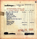 just roll tape april 26th 1968 lp