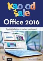 OFFICE 2016 - KAO OD ŠALE
