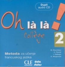 OH LA LA COLLEGE 2 - CD
