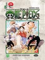 One Piece 12: Početak legende