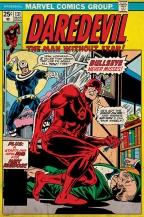Poster Daredevil Bullseye Never Misses
