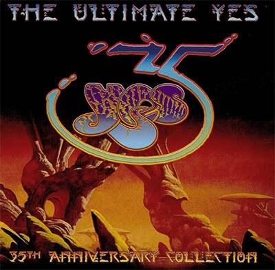 THE ULTIMATE YES: 35TH ANNIVERSARY COLLECTION