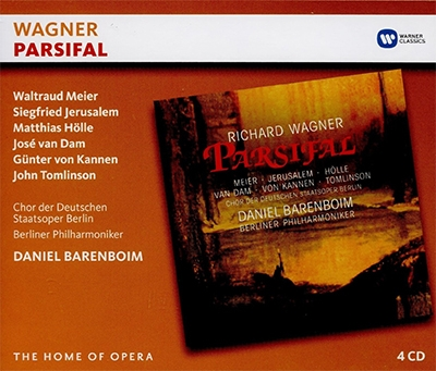 Wagner: Parsifal (Home Of Opera)