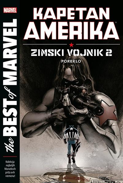 KAPETAN AMERIKA: ZIMSKI VOJNIK 2, POREKLO - Ed Brubajker  Delfi knjižare  S...