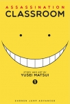 assassination classroom vol 1