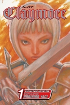 CLAYMORE, VOL. 1