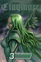 CLAYMORE, VOL. 3