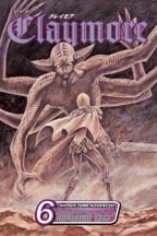 CLAYMORE, VOL. 6