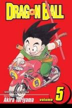 Dragon Ball, Vol. 5