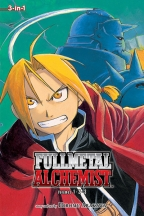 FULLMETAL ALCHEMIST 3-IN-1 : VOL. 1-3