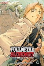 FULLMETAL ALCHEMIST 3-IN-1, VOL. 10-12