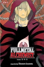 FULLMETAL ALCHEMIST 3-IN-1, VOL. 13-15