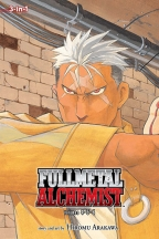 FULLMETAL ALCHEMIST 3-IN-1 : VOL. 4-6