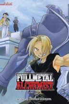 FULLMETAL ALCHEMIST 3-IN-1 : VOL. 7-9