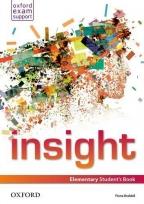 Insight, Elementary Student's Book, engleski jezik, udžbenik za 1. godinu srednje škole