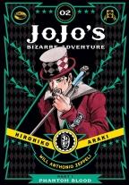 Jojo's Bizarre Adventure: Part 1 - Phantom Blood, Vol. 2