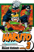 Naruto, Vol. 3: Dreams