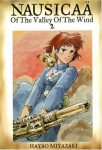 nausicaa of the valley of the wind vol 2