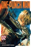 one-punch man vol 2