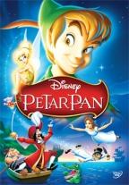 Petar Pan, dvd