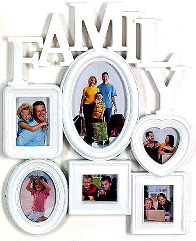 Ram za slike family delfi knji are sve dobre knjige for Hoff interieur gmbh