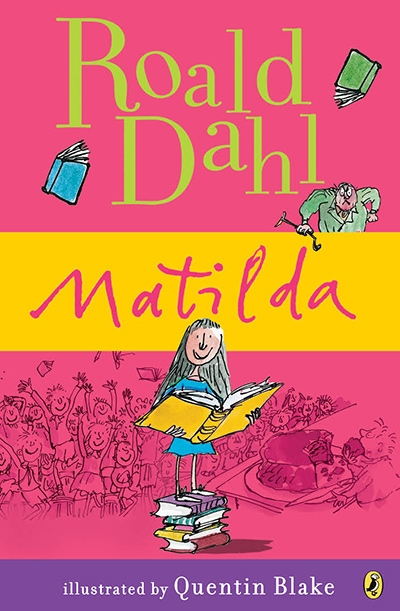 an analysis of high intelligence effect in matilda by roald dahl Grab this matilda by roald dahl interactive flip/ tab book activity tab books are a simple yet effective way to get your students motivated about novel studies.
