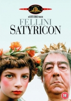 satyricon - fellini dvd
